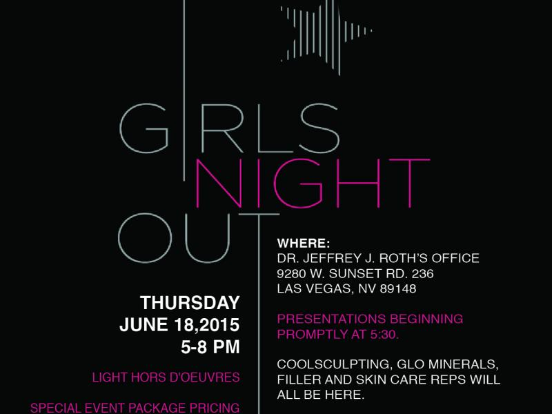 Girls Night Out '15