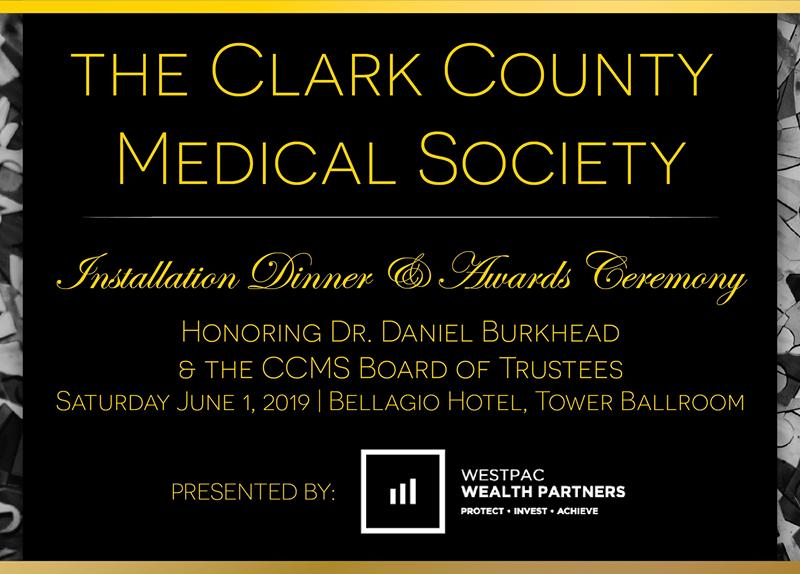 CCMS 65th Annual Installation Dinner